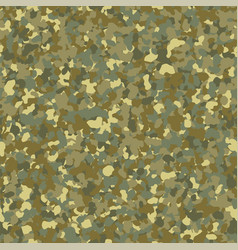 Camouflage simple pattern vector