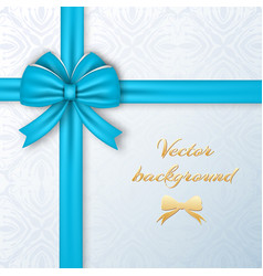 Greeting present card template vector