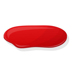 ketchup creme icon cartoon style vector image