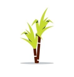Sugar cane Cartoon vector