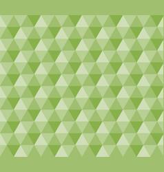 greenery geometric seamless pattern background vector image