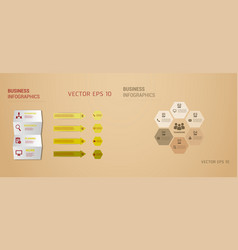 Big set of infographics elements eps10 vector