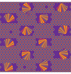 Simple abstract pattern vector image