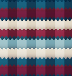 zigzag colored seamless vector image