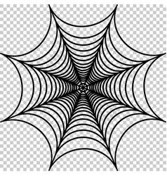 cobweb vector image