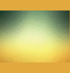 dark blue orange geometric background vector image