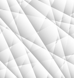 geometric gray background vector image vector image