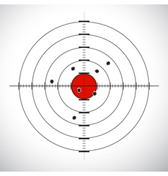 target board vector image