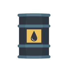 Barrel oil vector