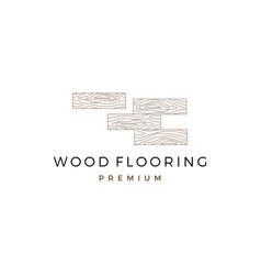 wood parquet flooring vinyl hardwood granite tile vector image