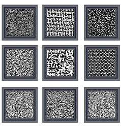 Texture background for the app icons vector image vector image