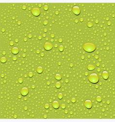 water drop texture vector image vector image