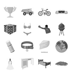 Transportation mine space and other web icon in vector