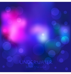 blurry abstract background vector image