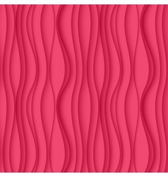 Pink seamless Wavy background texture vector