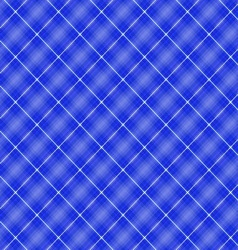 Seamless cross blue shading diagonal pattern vector