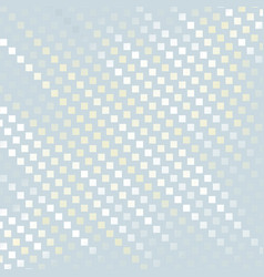 abstract pixel mosaic background modern dots vector image