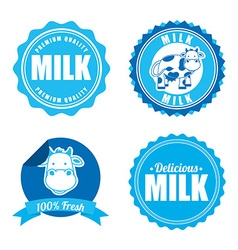 milk product vector image