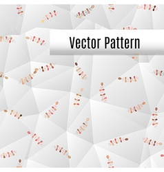 Simple abstract pattern vector