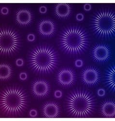 Violet modern geometric abstract background vector image