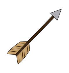 business arrow tag success symbol vector image vector image