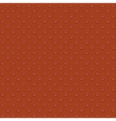 Lego block Seamless background vector image vector image