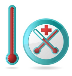 mometer vector image vector image