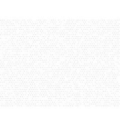 abstract minimal small gray dot pattern vector image