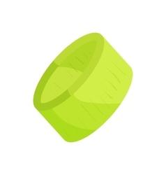 Wristband icon cartoon style vector
