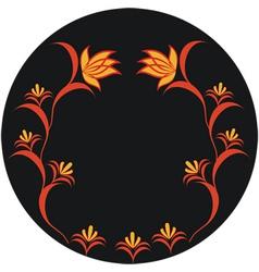 Autumnal pattern vector