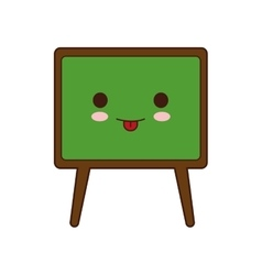 Board class school instrument icon vector