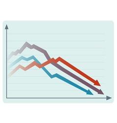 Falling statistics vector