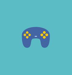 Joypad icon flat element of vector