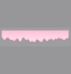 pink ice cream textureseamless pattern wallpaper vector image