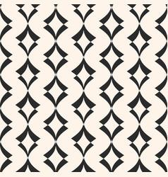Art deco seamless pattern geometric texture vector