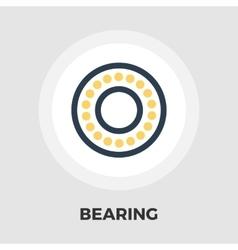 Bearing flat icon vector
