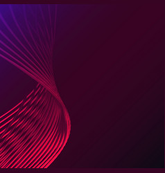Beautiful purple pink abstract magical energy vector