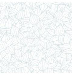 Light grey succulent plant texture drawing vector