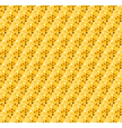 Modern gold style seamless pattern Xmas background vector image