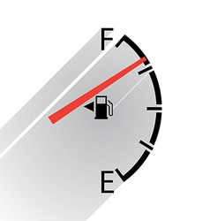 Gas gage vector