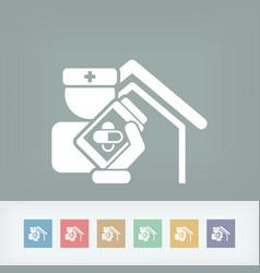 Medical industry vector