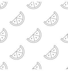 line style seamless pattern Minimalistic vector image vector image
