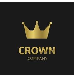 Crown company vector