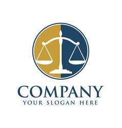 Legal logo vector