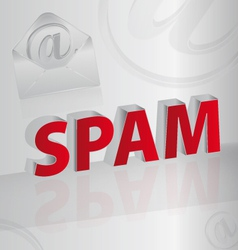 spam vector image