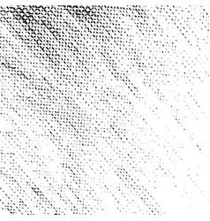 grunge real organic vintage halftone ink print vector image