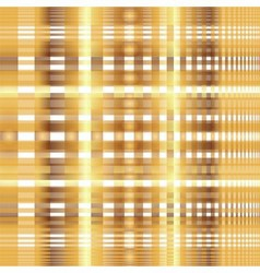 Pattern gold background vector