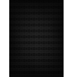 Abstract metallic black texture vector