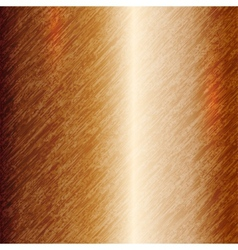 abstract metallic copper background vector image