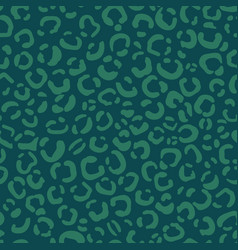 leopard pint pattern design seamless vector image